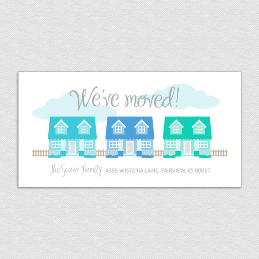 printable custom 4x7 75 we ve moved announcement house 5 99 l